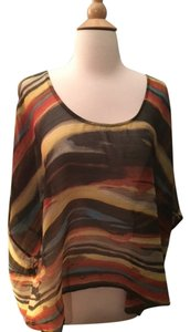 Jessica Simpson Top Neutral Multi-color