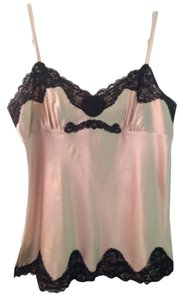 Express Design Studio Cami Top Nude & black