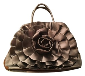 Big Buddha Flower Floral Shoulder Bag