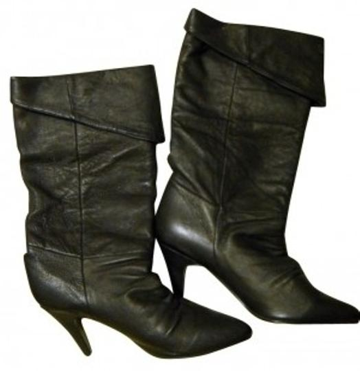 Preload https://item5.tradesy.com/images/passport-black-womans-genuine-leather-bootsbooties-size-us-7-regular-m-b-1234-0-0.jpg?width=440&height=440