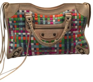 Balenciaga Satchel in Multi