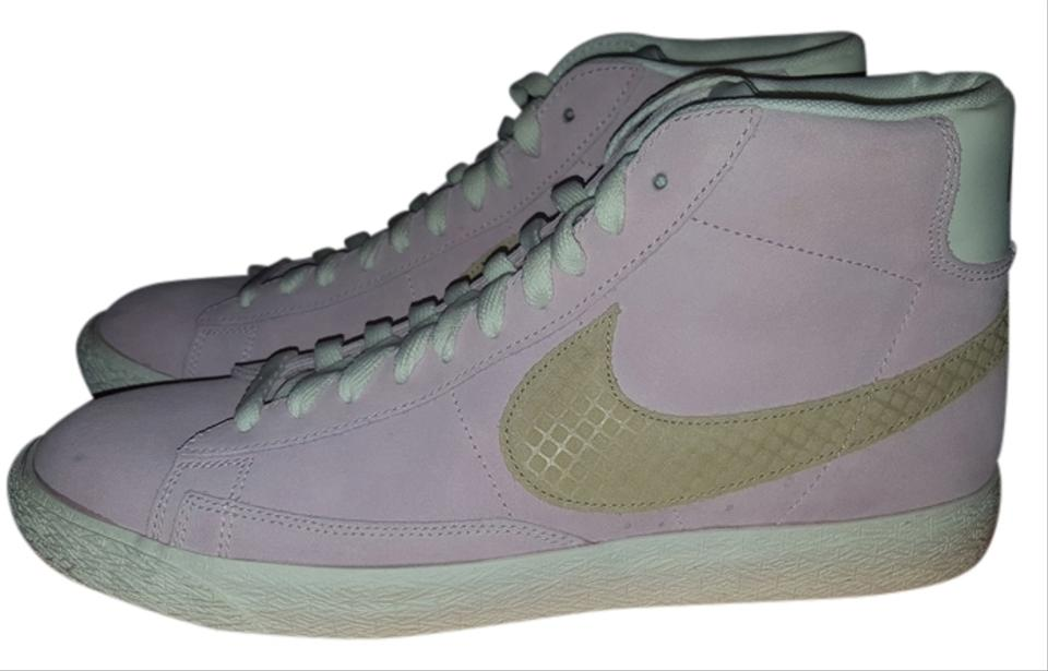 good selling best selling best quality Nike Prism Pink Sand Dune Sable Blazer Mid Prm Vntg Qs Sneakers Size US 10  Regular (M, B) 37% off retail