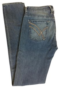 William Rast Skinny Jeans-Light Wash
