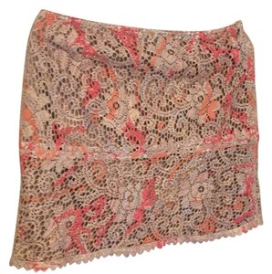 Cynthia Steffe Mini Skirt