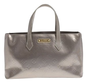 Louis Vuitton Satchel Vernis Epi Monogram Wilshire Pm Mm Gm Dustbag Gris Art Deco Speedy Alma Tote