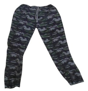 True Religion Baggy Pants Camoflouage Drawstring Pants