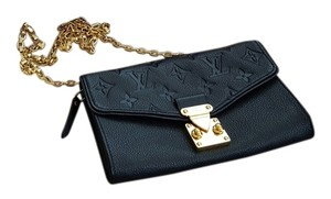 Louis Vuitton #st Germain #crossbody #saint Germain Black Messenger Bag