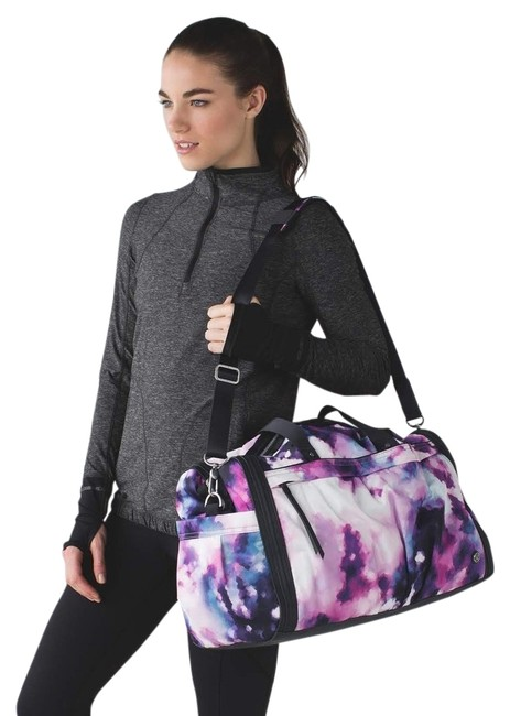 Item - Urban Warrior Duffel Blooming Pixie Multi Deep Coal Weekend/Travel Bag