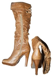 Jessica Simpson Dark Tan Boots