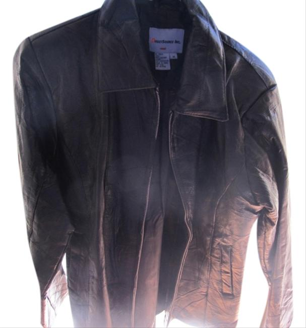 Not Rated Leather Jacket
