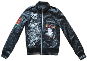 Ed Hardy Party black Jacket