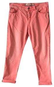 See by Chloé Lightweight Denim Relaxed Fit Jeans-Distressed