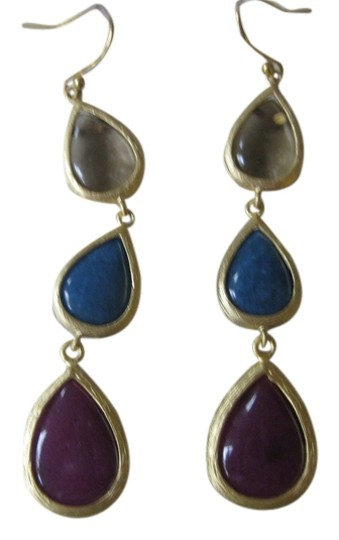 Preload https://item3.tradesy.com/images/panacea-panacea-three-teardrop-earrings-1234342-0-0.jpg?width=440&height=440