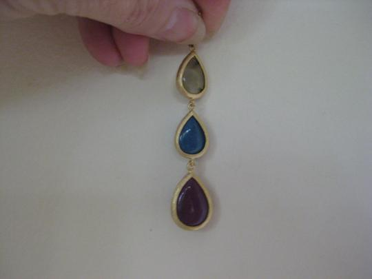 Panacea Cache Panacea Three Teardrop Earrings