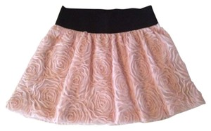 Stoosh Mini Skirt Pink