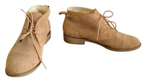 Lands' End Tan Boots