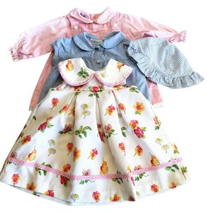 Baby Girl's Vintage Trio (Size: 12 mos.)[ TommiesCloset ]