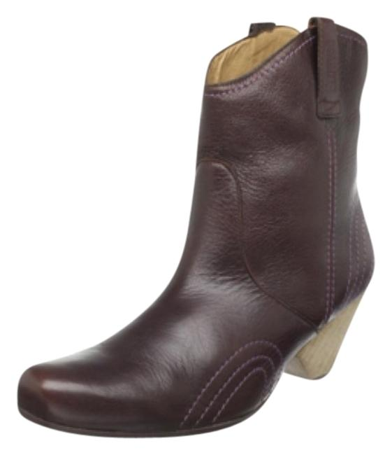 Item - Dallas Chocalate Dawson City Ankle Boots/Booties Size US 7 Regular (M, B)