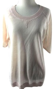 Dylan Gray Cashmere Short Sleeve Sweater