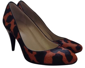Talbots Leopard Animal Print Pumps
