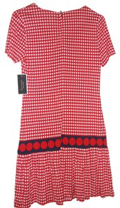 Juicy Couture short dress Red/White on Tradesy