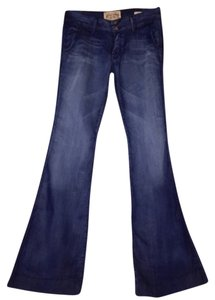 Dylan George Trouser/Wide Leg Jeans