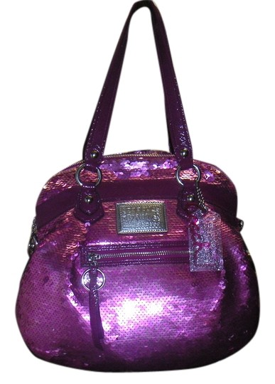 Preload https://item3.tradesy.com/images/coach-poppy-sweetheart-pink-sequin-limited-ed-16303-euc-pinkpurple-tote-1234817-0-0.jpg?width=440&height=440