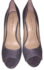 Julianne Hough for Sole Society Grey/black Wedges