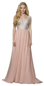 Bari Jay Open Back Prom Dress