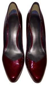 Nine West Dark red/maroon Pumps