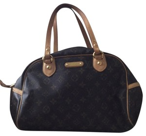 Louis Vuitton Satchel in Classic brown