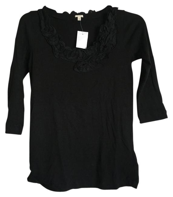 Preload https://img-static.tradesy.com/item/12349624/jcrew-black-tee-shirt-size-6-s-0-1-650-650.jpg