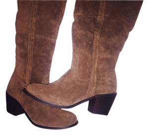 Rampage Taupe Boots
