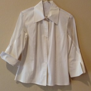 Finley Top White
