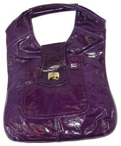 Le'Bulga Tote in Purple