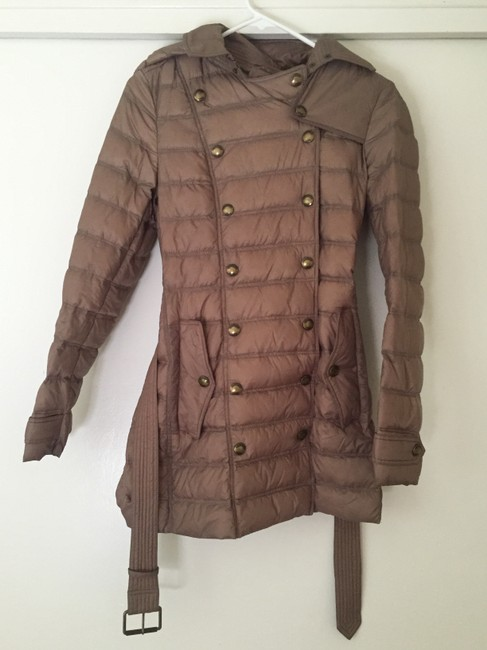 Burberry Brit Coat Image 2