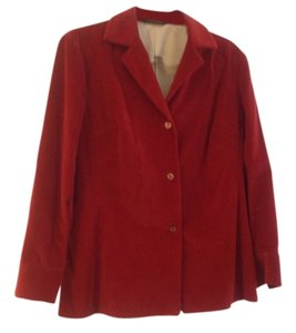 Luciano Barbera Red Blazer
