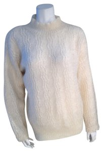Dior Christian Turtleneck Mohair Mohair Turtleneck Sweater