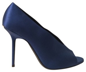 Burberry Prorsum Cobalt Blue Pumps