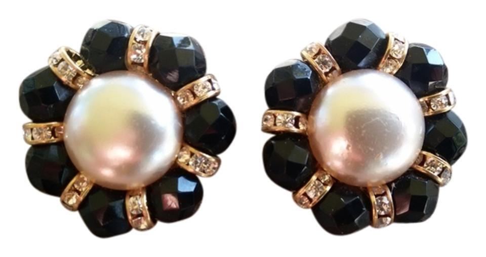 Other Vintage Gl Faux Pearl Earrings