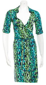 Diane von Furstenberg Wrap Dvf Small Dress