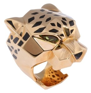 Cartier Large Panthere Head Ring