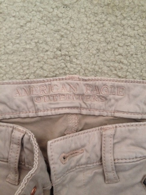 American Eagle Outfitters Skinny Pants light pink