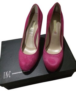 INC International Concepts Pink Pumps