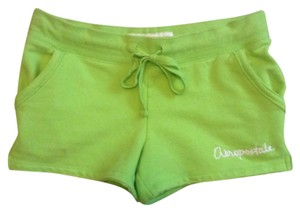 Aéropostale Lime Green Shorts