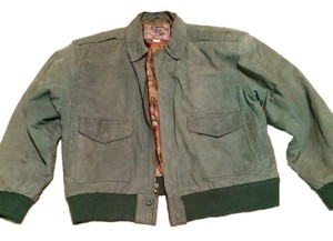 Unknown Olive Green Jacket
