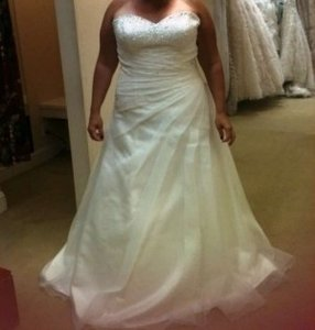 Sincerity 4540 Wedding Dress