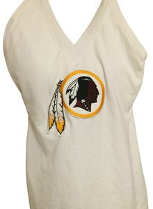 NFL all sport couture apparel White Halter Top