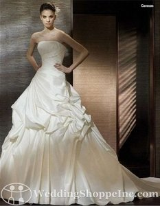 St. Patrick Caracas Wedding Dress