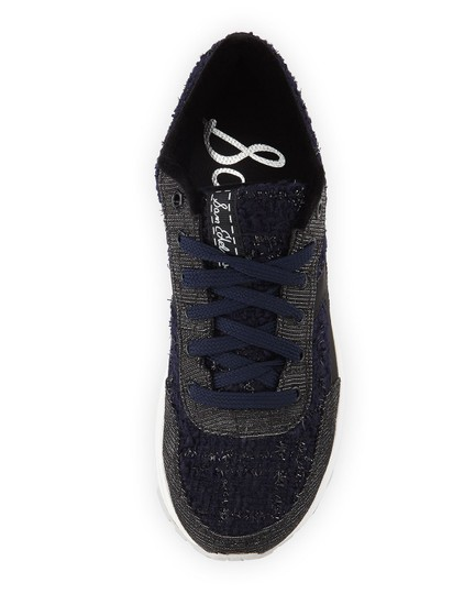Sam Edelman Sneakers Dax Fashion NAVY Athletic Image 2
